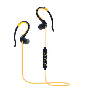 Bt-008 4.2 Sport Wireless Ear Hook Double Track Bluetooth Headset pictures & photos