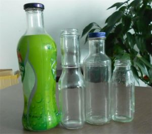 High Clear Flint Tequila Glass Bottle pictures & photos