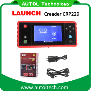 Original 2017 New Arrival Launch Creader Crp229 OBD2 Diagnostic Scanner Update Onlie WiFi Supported Crp 229 Auto Code Reader pictures & photos
