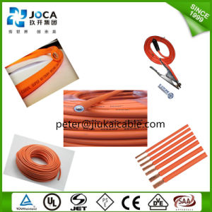 IEC Standard Rubber Sheathed Welding Cable Jk Jkf pictures & photos