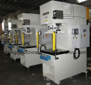 Metal Products Hydraulic Pressing Punching Machine pictures & photos