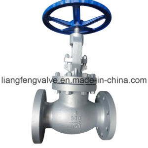 Globe Valve with Flange End Carbon Steel