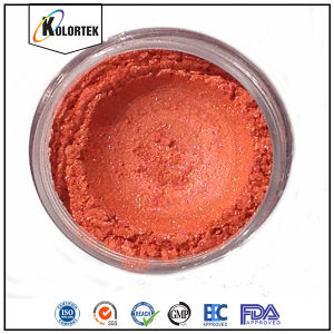 Cosmetic Grade Pigments, FDA Approved Colorants pictures & photos