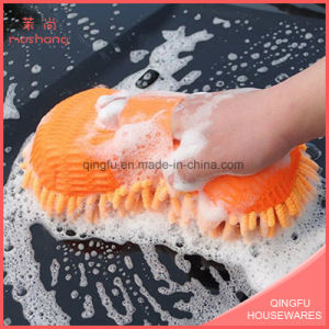 Custom Magic Car Cleaning Chenille Sponge pictures & photos