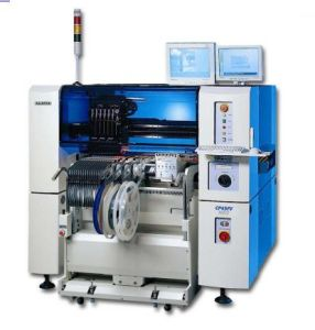 Vision System Pick and Place Machine for 0201 BGA