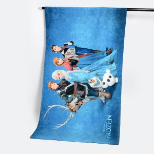 100% Microfiber Beach Towel with Reactive Printing, Cotton Beach Towel pictures & photos