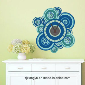 Home Deco DIY Clock Sticker pictures & photos
