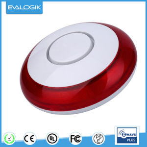Wireless Alarm Strobe Flashing Light Siren (ZW15) pictures & photos