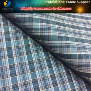 Yarn Dyed of Polyester Plaid Fabric for Garment or Lining (YD1177) pictures & photos