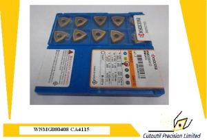 Kyocera Ccmt060204-Hq   Ca5525 Milling Insert for Turning Tool Carbide Insert pictures & photos