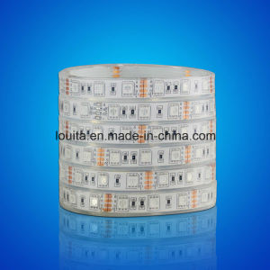High Quality 60LEDs/M SMD5050 RGB LED Strip Light pictures & photos