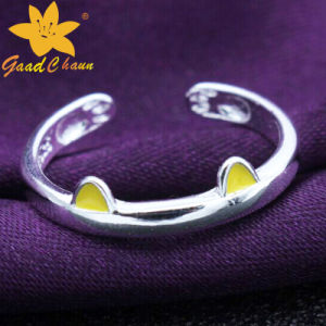 Stsr-16113006 Fashion Cartoon Design 925 Sterling Silver Finger Ring pictures & photos