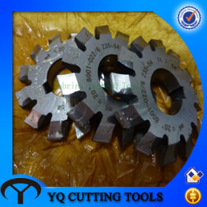 HSS Module/Dp Gear Milling Cutter Set with PA20 pictures & photos