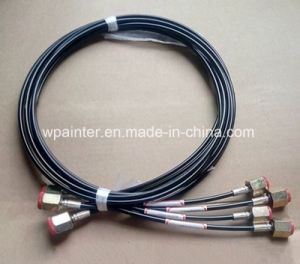 Working Pressure 400 Bar Flexible Hose/Pipe Pressure Hose pictures & photos