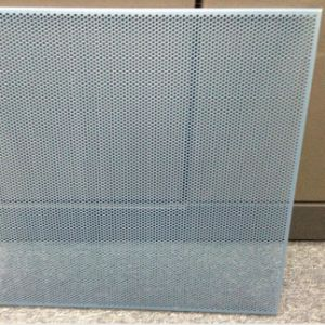 High Quality Aluminum Clip-in Perforated Ceiling with Modern Design pictures & photos