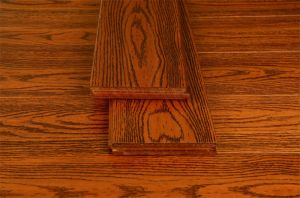 Solid Wood Flooring for Living Room pictures & photos