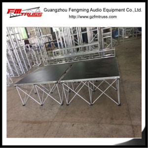 Hot Sale Aluminum Alloy Stage 0.3-1m Height Stage Type pictures & photos