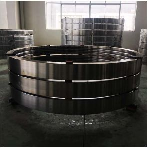 SAE4340 Forging Steel Seamless Sealing Ring pictures & photos