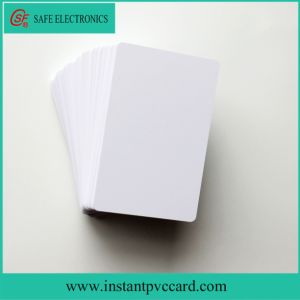 Standard Credit Card Size Blank Ink Printing PVC Card pictures & photos