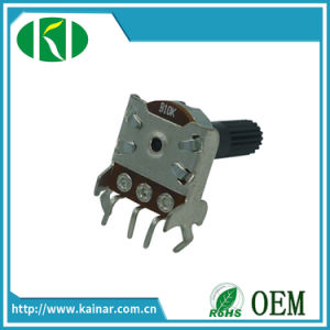 12mm Horizontal Type Rotary Potentiometer with 3 Pin Wh12111 pictures & photos