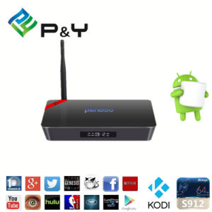 2016 Pendoo X92 Amlogic S912 Octa Core Android 6.0 TV Box with 2GB 16GB Mxq Smart Set Top Box pictures & photos