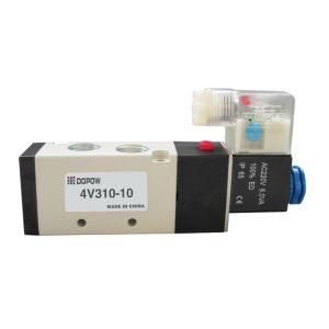 4V310-10 Pneumatic Valve 5 Port pictures & photos