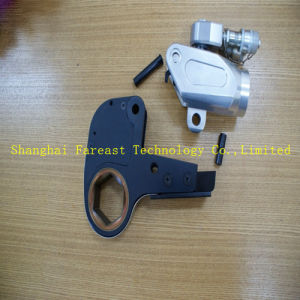 Ultrathin Hollow Hydraulic Torque Wrench Tools/Bolt Equipment pictures & photos