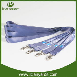 Charm Custom Polyester Printed Lanyard for Office and Exhibition pictures & photos