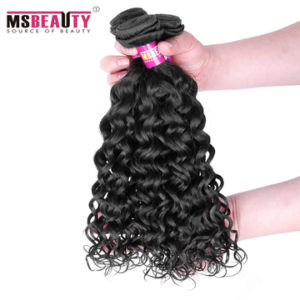 Factory Wholesale Remy Virgin Malaysian Hair Weave pictures & photos