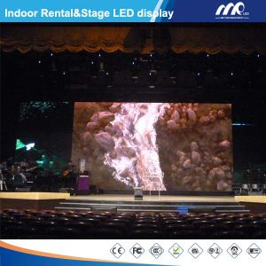 P2.84mm Full Color Indoor LED Display for Indoor Rental Projects by Mrled pictures & photos