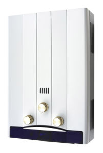 Elite Gas Water Heater with Summer/Winter Switch (JSD-SL37) pictures & photos
