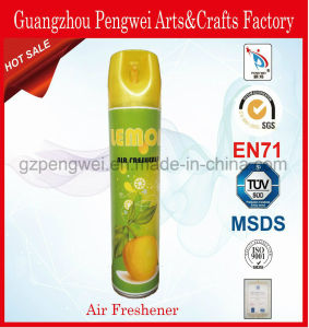 Eco-Friendly 330ml Jasmine Fragrance Air Freshener for Indoors and Outdoors pictures & photos