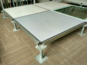 HPL Gray Cover Anti-Static Flooring pictures & photos