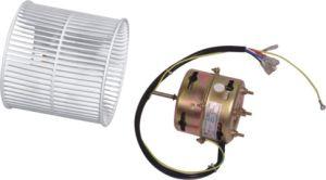 Suoer Superb Quality 180W Trepanning Duplex Bearing Copper Range Hood Motor