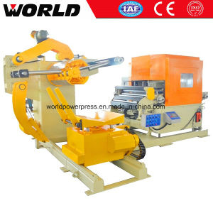 Sheet Metal Automatic Press Feeder with Straightener and Uncoiler pictures & photos