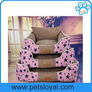Factory Direct Sale Canvas Pet Dog Bed Pet Accessory pictures & photos