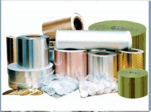 Aluminum Foil for Tape in Big Roll pictures & photos