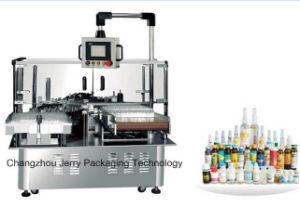 Sticker Labeling Machine Operated Automatically pictures & photos
