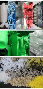 Plastic Crusher for Pipes/Profiles/Sheets/Films pictures & photos