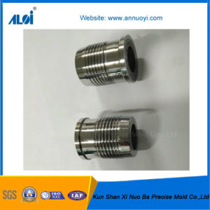 China OEM High Precision Pg Machining Hardware Grooved Punch pictures & photos