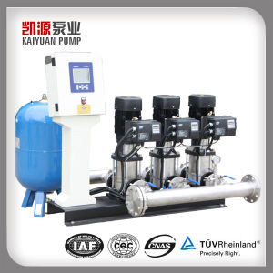 Qky Recycled Water Booster Pump Station with Auto Control Panel pictures & photos