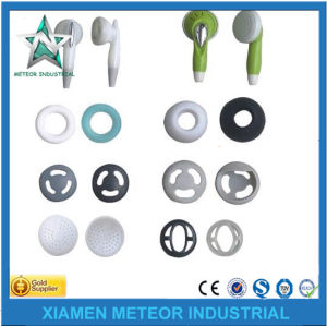 China Manufacturer Customized Plastic Injection Rubber Silicone Parts OEM ODM pictures & photos