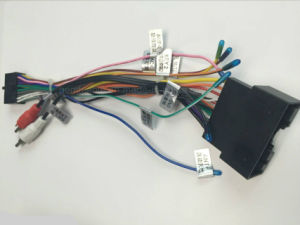 Escort Power Cable Car Harness pictures & photos