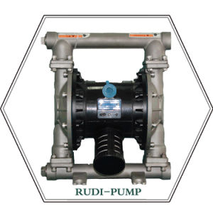 1 Inch Air Operated Diaphragm Pump Stainless Steel pictures & photos