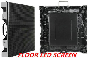 Indoor Dancing Floor LED Screen for Sale pictures & photos
