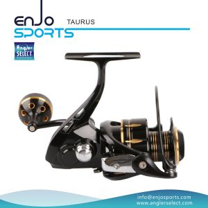 Full Metal Aluminum Spinning/Fixed Spool Fishing Reel (SFS-TS350) pictures & photos