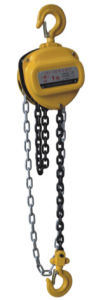 Lifting Equipment of Chain Pulley Block Hoist pictures & photos