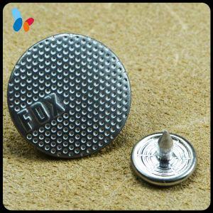 13mm Big Custom Zinc Alloy Metal Buton Rivets for Denim Jeans pictures & photos
