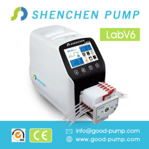 Laboratory 0.07-2280ml Chemical Dosing Peristaltic Pump pictures & photos