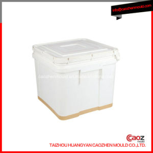 20 Liter Rectangular Bucket Mould for Storage Waters